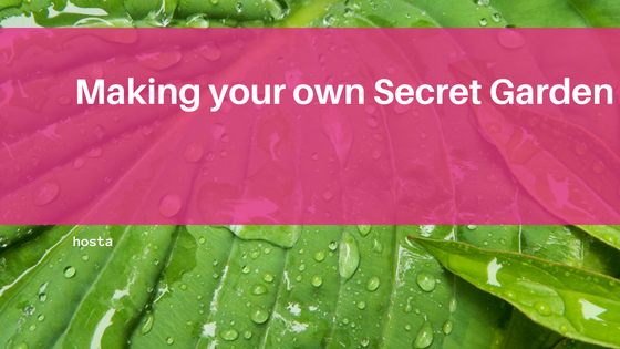 Making your own Secret Garden